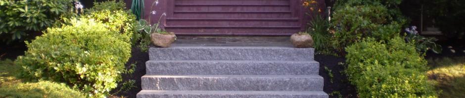 Granite Steps, Portland, Maine