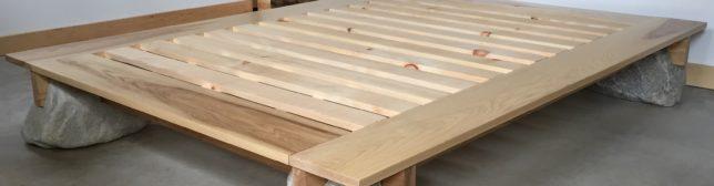 Japanese Platform Bed #2